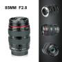 Thumbnail : Meike Announce 85mm f/2.8 Macro Lens