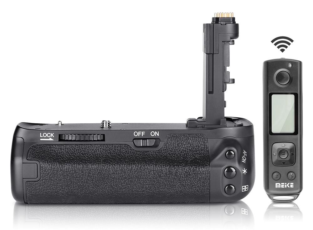 Meike Canon EOS 6D grip