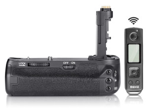 Meike Announce Battery Grip For Canon 6D Mark II