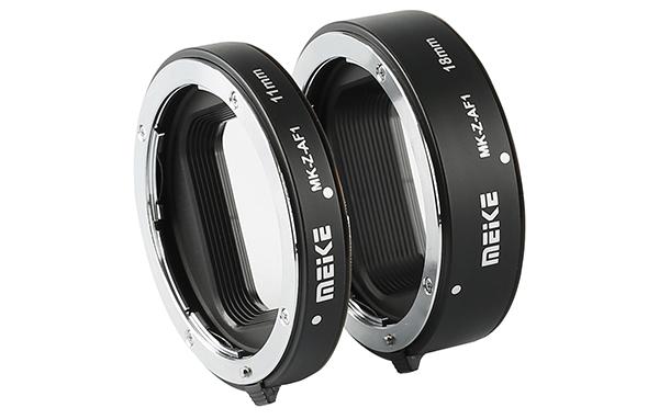 Meike extension tubes