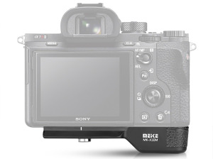 Meike Announce New Hand Grip For Sony A Cameras