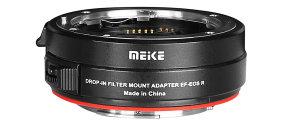 Meike Introduce The MK-EFTR-C Drop-in Filter Adapter