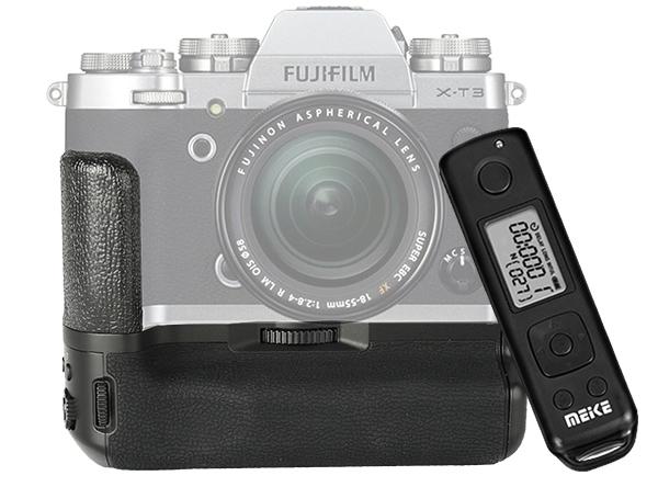 Meike MK-XT3 Pro Battery Grip Announced | ePHOTOzine