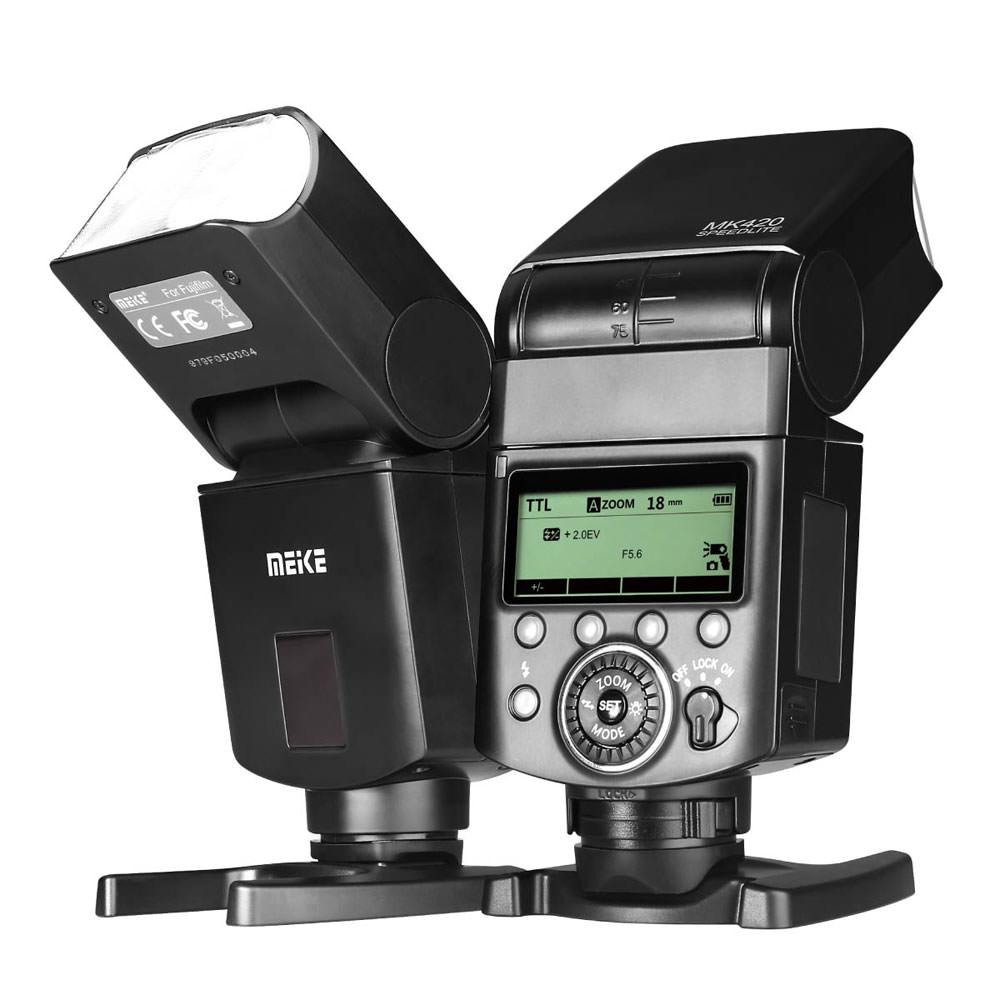 Meike MK420 flash