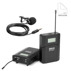 Meike Wireless Microphone For DSLR Cameras