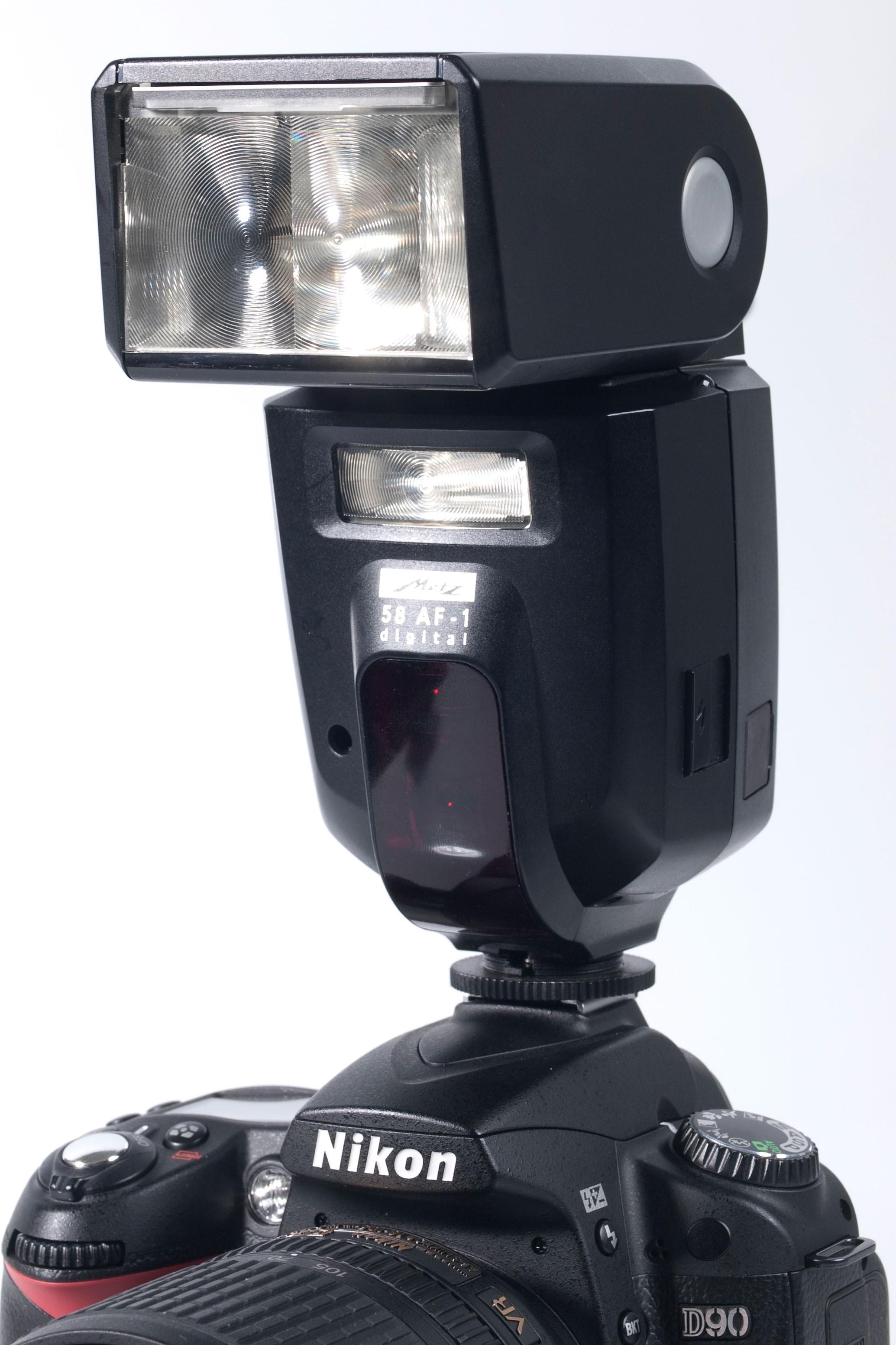Metz Mecablitz 58 AF-1 Digital Flash Drivers for Mac