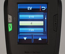 Metz 64 AF 1 Digital Flash Ev Screen