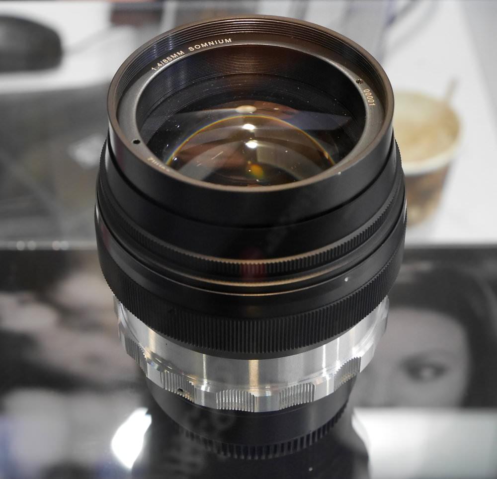 Meyer Optik Gorlitz 85mm F1 4 Somnium (2)