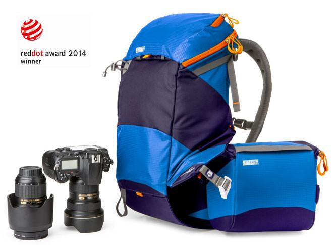Rotation180° Panorama Backpack