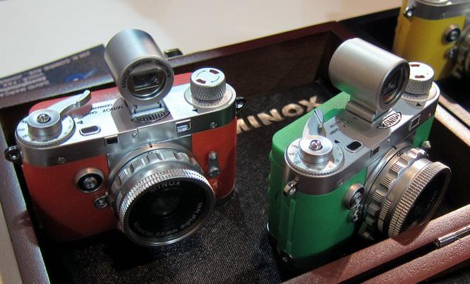 Minox Digital Classic Camera 5.1 Colours