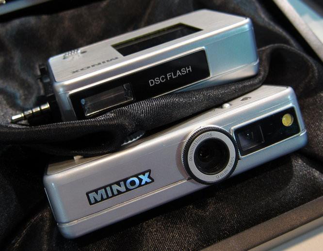Digital Spy Camera