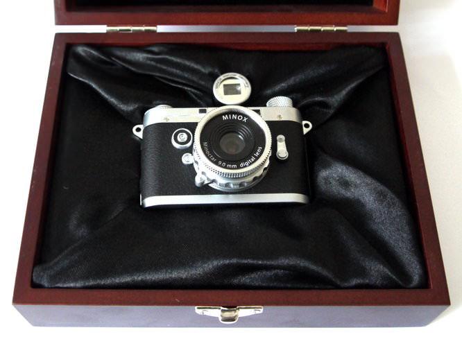 Minox Digital Classic Camera DCC 5.1 Camera in Box