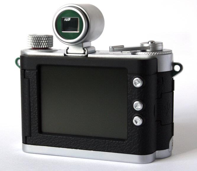 Minox Digital Classic Camera DCC 5.1 Back