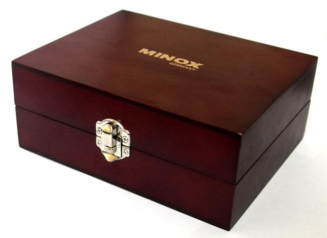 Minox Digital Classic Camera DCC 5.1 Box