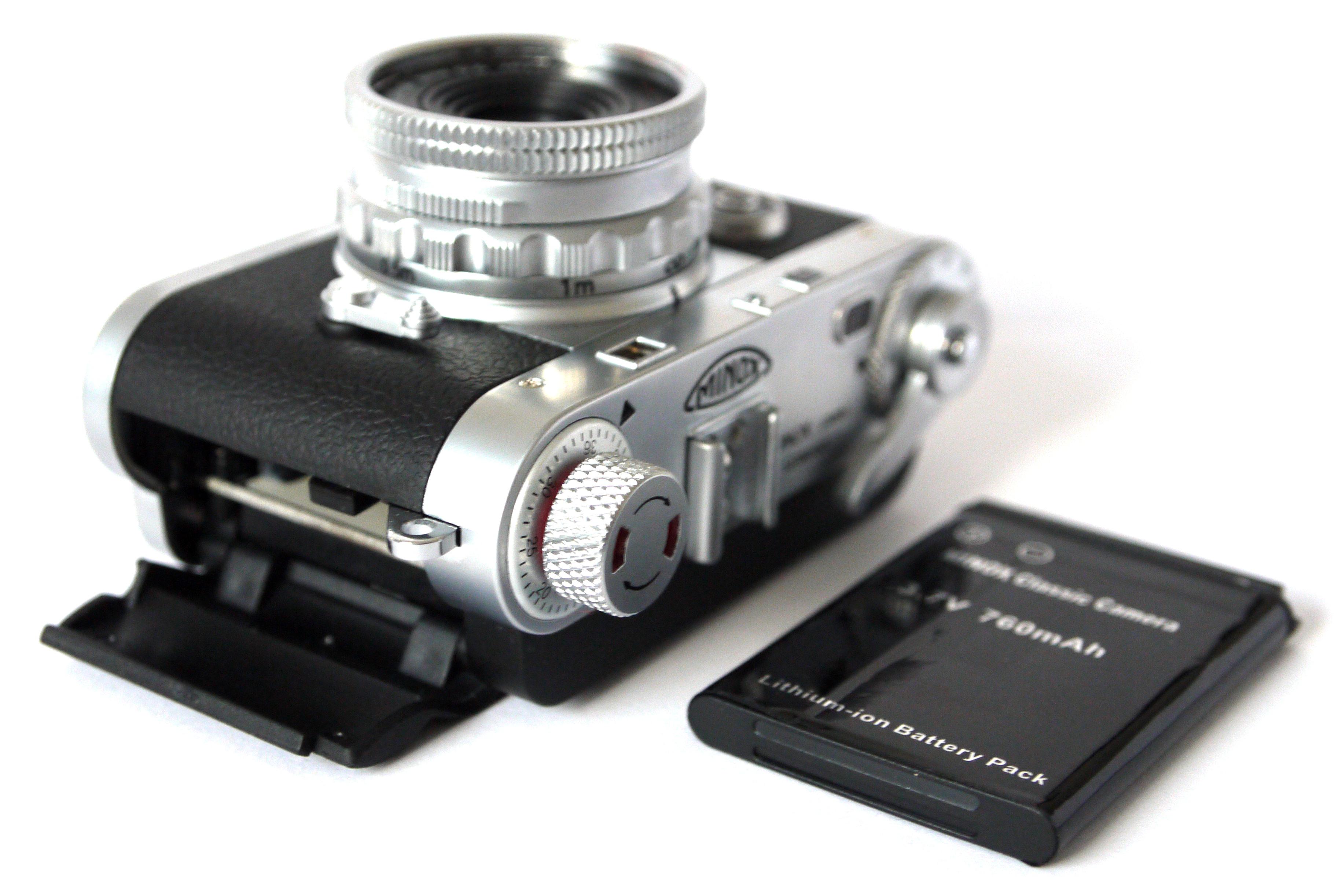 Minox Digital Classic Camera Dcc 5 1mp Review
