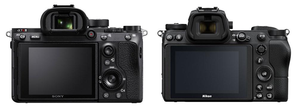 Kindle Vs Sony Reader: Nikon Z7 Vs Sony Alpha A7R Mark III : Mirrorless Full