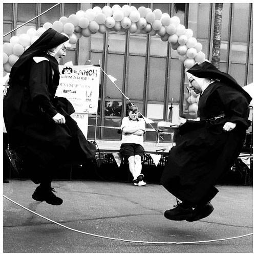 Double Dutch Nuns
