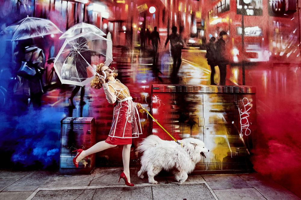 Model Meets Mural: Nikon Photographer Julia Kennedy | ePHOTOzine