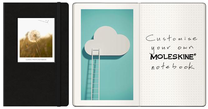Moleskine Photo Notebook