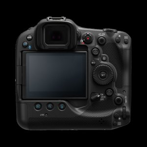 More Details On The Canon EOS R3 Announced