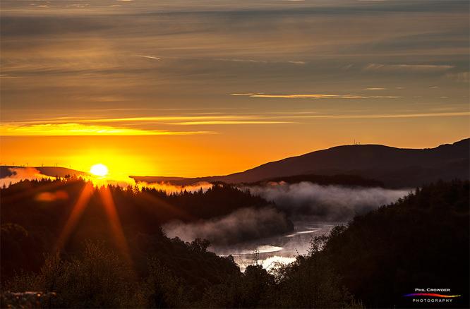 drunkie sunrise