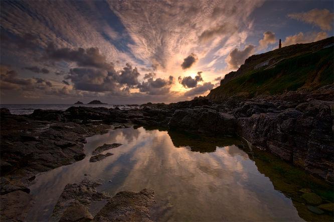 Brisons sunset