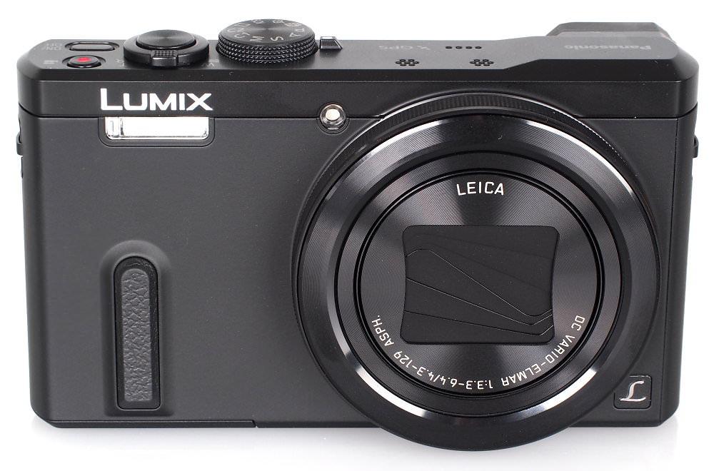 Panasonic Lumix TZ60 Black Large (2)