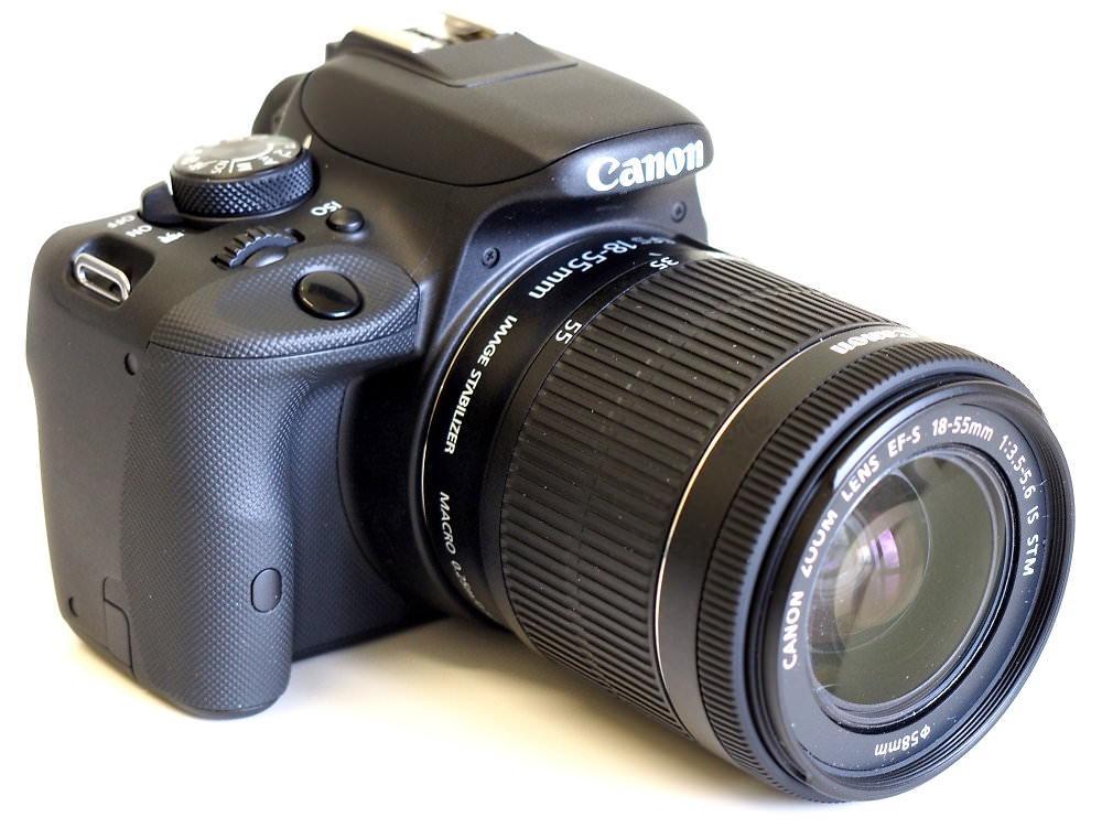 Canon Eos 100d  (1)