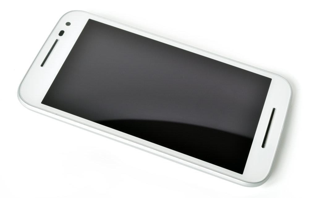 Motorola Moto G3 Product Shot1 Front