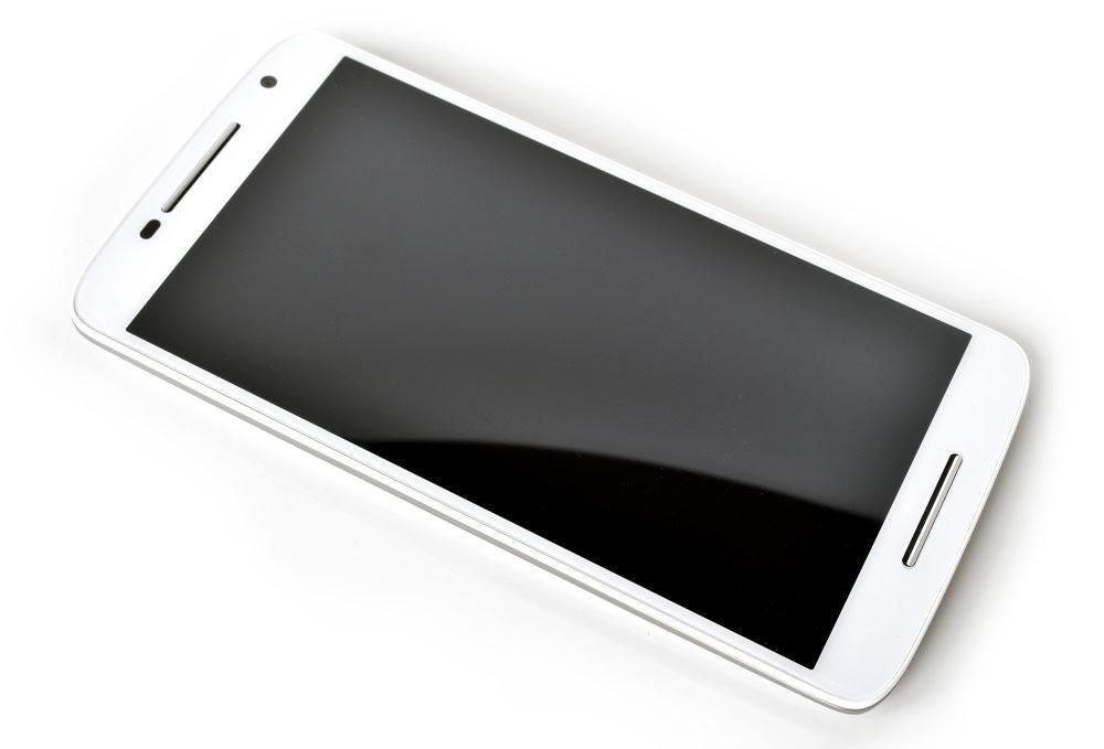 Motorola Moto X Play XT1562 Product Shot1 Front