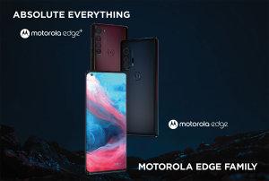 Motorola Announce Edge And Edge+ Premium Smartphones