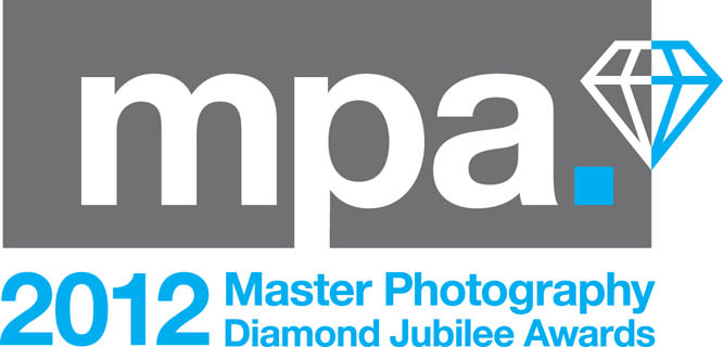 MPA Master Photography Diamond Jubilee Awards 2012 Logo