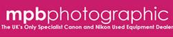 MPB Photographic Logo