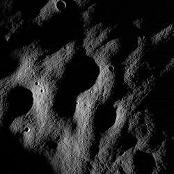Lunar Reconnaissance Orbiter Moon photo