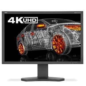 NEC Launch New 4K UHD Monitor