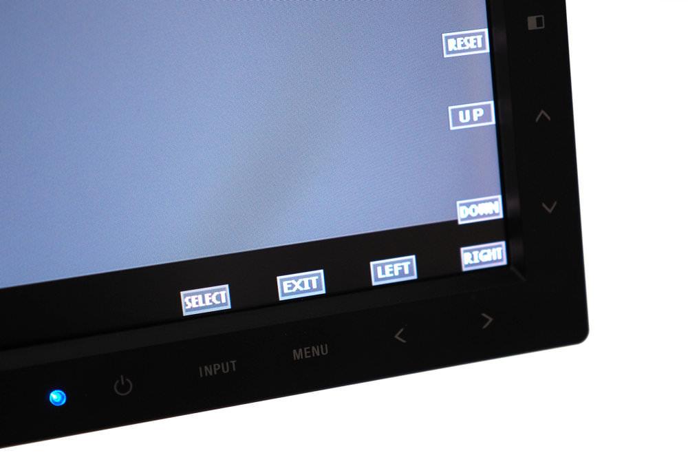 NEC MultiSync EA244UHD Controls