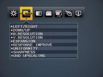 NEC MultiSync EA244UHD Menus (3)