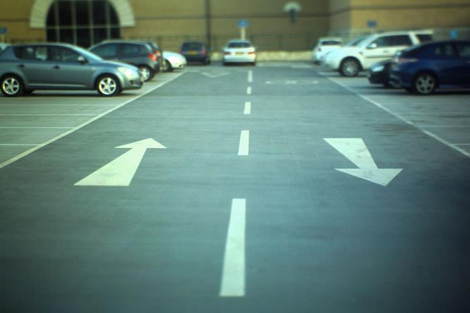 Meadowhall car park