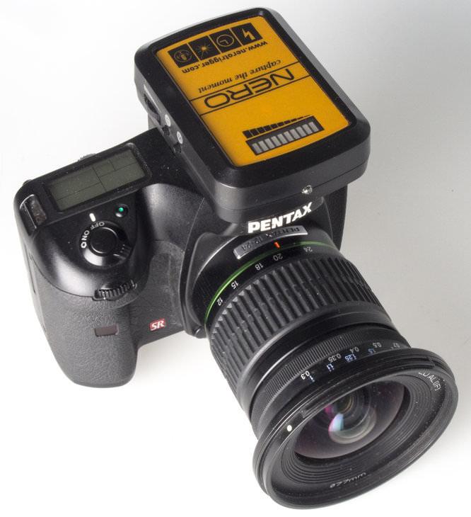 Nero Multi Trigger On Camera