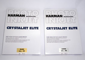 New photo paper from Harman