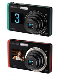 ST500 and ST550 Samsung cameras