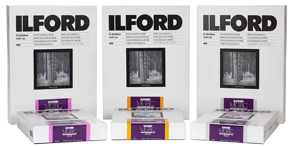 Ilford Multigrade RC Paper