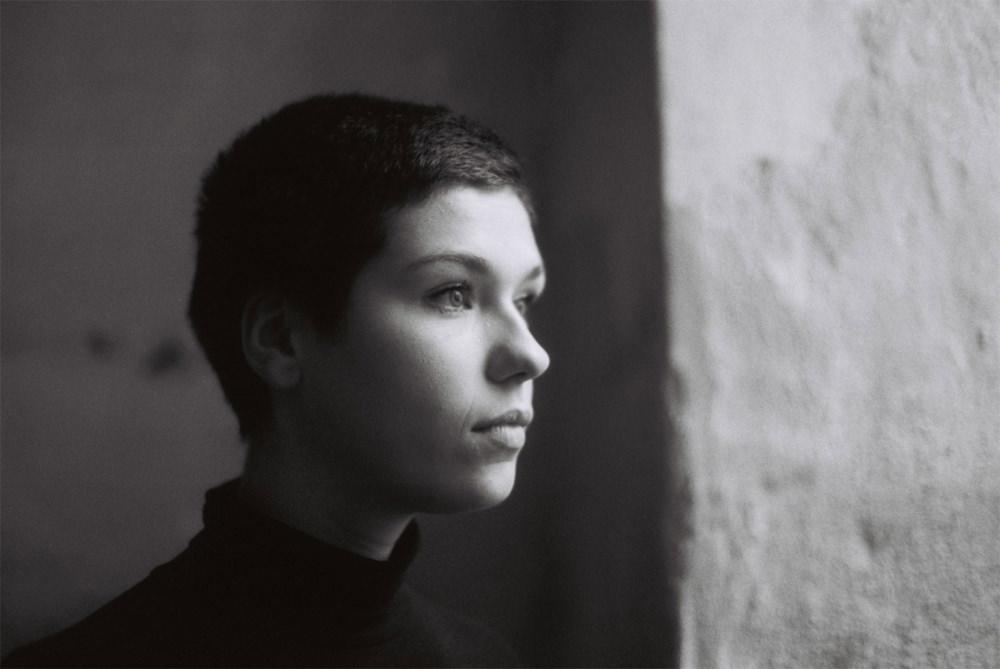 Lomography B&W Potsdam Kino Film Portrait