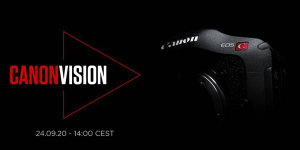 New Canon Cinema Camera To Be Announced At Canon Vision