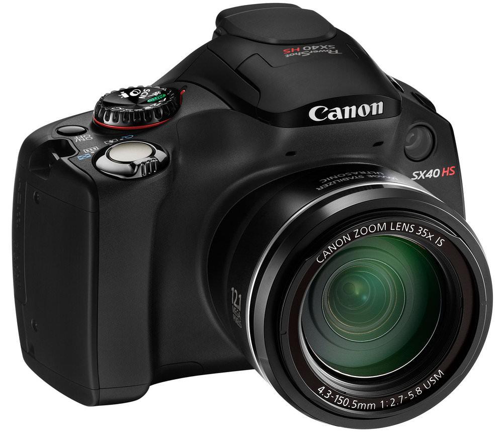 New Canon Powershot SX...