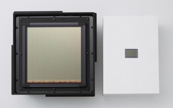 Canon's Ultra Large Sensor