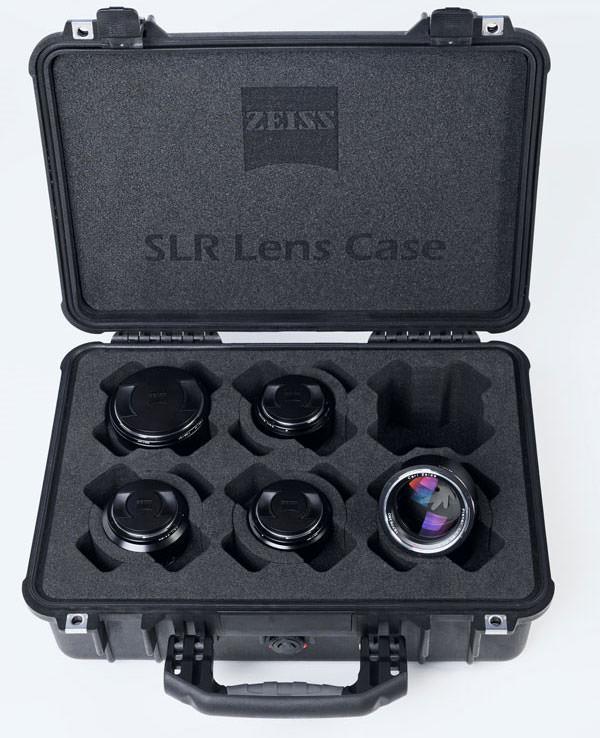 Carl Zeiss lens case