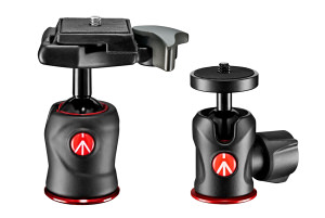 New Centre Ball Heads From Manfrotto