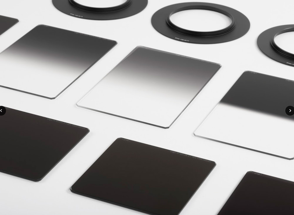 IRIX 100mm square system filters.!