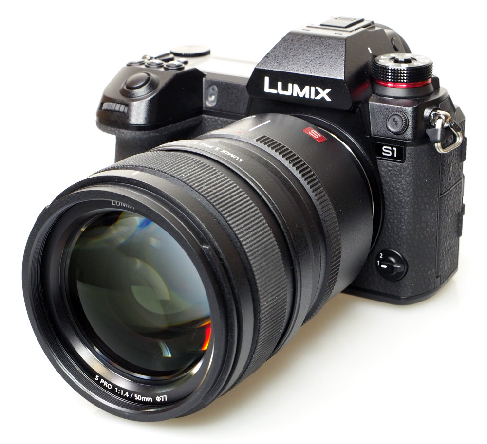 Panasonic Lumix S1 With 50mm (3)